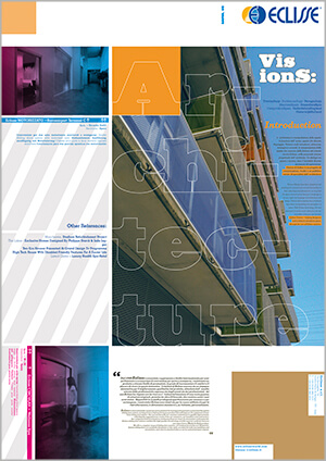 ECLISSE Visions 1 - Catalogo referenze